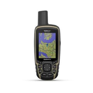 Garmin GPSMAP 65 Handheld Outdoor GPS Navigator Multi-Band/Multi-GNSS