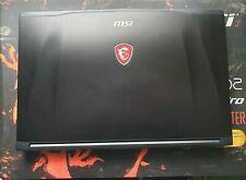 """MSI Leopard GP62M 7RDX 15.6"""" Gaming Notebook i7 16GB 128GB+1TB GTX1050 Win10"""