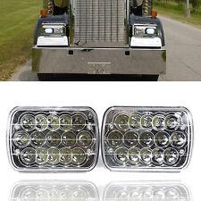 2x LED Headlights for Kenworth T400 T600 T800 W900B W900L Classic 120/132