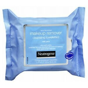 Neutrogena Makeup Remover Cleansing Towelettes Refill P