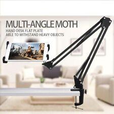 Universal Tablet Stand Holder Long Arm Pc Desk Mount For Ipad Samsung Lenovo