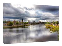 Inverness Print, canvas print or black framed print
