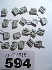 Warhammer 40k Forgeworld Imperial Guard Astra Militarum ammo boxes Lot W594