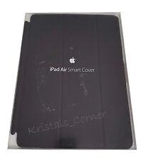 """Genuine OEM Apple iPad Air 1 & Air 2 Smart Cover 9.7"""" Black (MF053LL/A) Retail"""