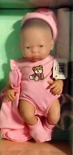 "BERENGUER BABY DOLL  NINA 9.5"" GIRL AGE 2+ NRFB OPEN MOUTH ANATOMICALLY CORRECT"