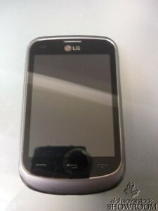 Used & Untested - LG 306G TracFone* WCDMA (Black) For Parts Or Repair Only