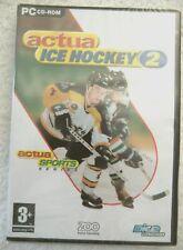 20414 - Actua Ice Hockey 2 [NEW & SEALED] - PC (2005) Windows XP