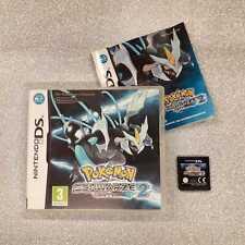 Nintendo DS Pokemon Schwarze 2 Edition Zustand: Sehr Gut