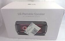 LG PK7 PORTABLE BLUETOOTH SPEAKER WITH MERIDIAN TECHNOLOGY