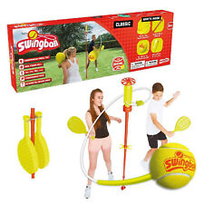 Classic Swingball Mookie Family Kids Fun Garden Tennis Ball Outdoor Game Set