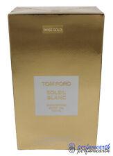 Tom Ford  Soleil Blanc Shimmering Body Oil Rose Gold 3.4/3.3 oz/100ml New In Box