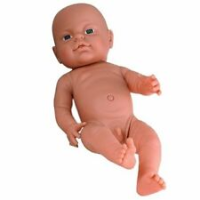 Dolls World Early Moments Anatomically correct White BOY New Born Baby Doll