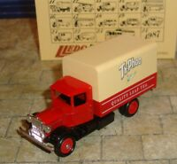 LLEDO - DAYS GONE - 1934 MACK CANVAS BACK TRUCK - TY-PHOO TEA - BOXED