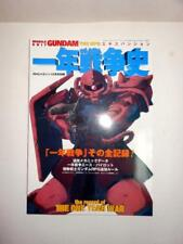 HOBBY JAPAN SPECIAL ISSUE MOBILE SUIT GUNDAM THE RPG: THE ONE YEAR WAR BOOK