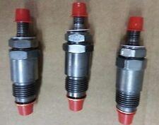 Used/Rebuilt Kubota D950 Set of 3 Fuel Injectors  15271-53020 , 70000-65209