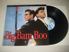 Big Bam Boo - Fun Faith & Fairplay    Vinyl  LP