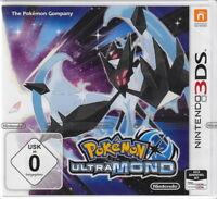 Pokemon ULTRA MOND für Nintendo 3DS Neu & OVP Deutsche USK Version