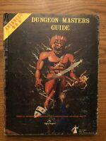 RARE TRUE 1ST PRINT! DUNGEON MASTERS GUIDE 1979 1st Edition Dungeons & Dragons