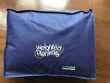 YnM Weighted Blanket Queen/King Size Bed, New with original packaging