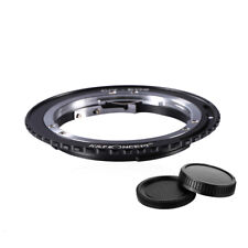 K&F Concept adapter for Contax Yashica mount lens to Canon EOS camera 50D 60D 7D