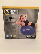 Series 8 Fitness Ball Blue New In Box