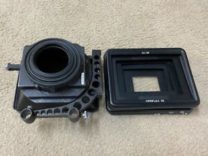 Arri Mattebox 4x5 3-Stage for 19mm Studio Rods