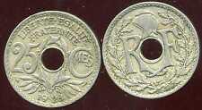 25 centimes  LINDAUER  1928   ( bis )