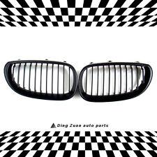 BMW E60 E61 5 series 2004-2009 SEDAN / TOURING MATTE BLACK GRILL GRILLE