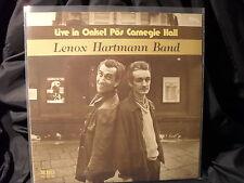 Lenox Hartmann Band - Live in Onkel Pös Carnegie Hall