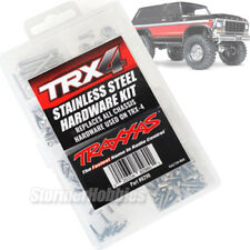 Traxxas Stainless Steel Hardware Kit for BRONCO.  Replaces all chassis hardware!