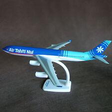 1/200 Air Tahiti Nui Airbus A340-300 Desk display airplane Model