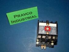 Allen Bradley 700-P400A1 Direct Drive AC Relay Ser A 115-120/110Volt 700P400A1