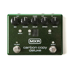 Used MXR M292 Carbon Deluxe Copy Analog Delay Guitar Effects Pedal!