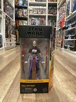 "Asajj Ventress Star Wars Black Series Action Figure 6"" Clone Wars New"