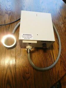 Navitar High Intensity Microscope Illuminator with Annular Ring Light, 150 W