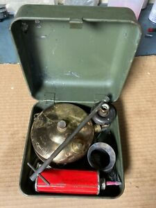 Swedish military Optimus 00 camp stove