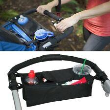 New Cup Bag Baby Stroller Organizer Pushchair Bottle Holder Pram Accessories