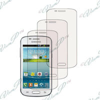 Accessoires Lot Pack Films Protection Samsung Galaxy S Duos 2 S7582 Trend S7580