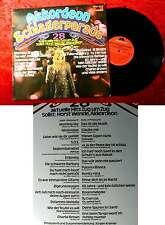 LP Horst Wende: Akkordeon Schlagerparade (Polydor 2459 050) D 1976