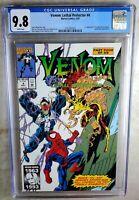 Venom Lethal Protector #4 1st Scream Marvel 1993 CGC 9.8 NM/MT WP - Comic N0099