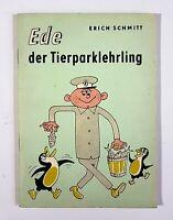 Eulenspiegel Editorial Erich Schmitt - Ealuiga el Tierparklehrling Alemán 1.