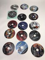 22 Mixed Video Game Lot For Parts or Repair PS2 XBOX 360 Wii PlayStation READ