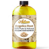 Artizen Angelica Root Essential Oil (100% PURE & NATURAL - UNDILUTED) - 4oz