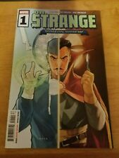 DR STRANGE SURGEON SUPREME #1 Marvel Secret Magic Hand Noto Scalpel Variant 1:10