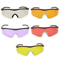 Eyelevel Impact Shooting Safety Glasses UV400 UVA UVB Protection Anti Glare Lens