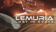 Lemuria: Lost in Space STEAM KEY, (PC) 2017, Sci-Fi, Region Free, Fast Dispatch