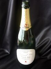 CGT FRENCH LINE SS FRANCE Champagne Brut Bottle