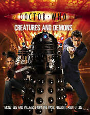 Doctor Who: Creatures and Demons, Richards, Justin,