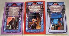 Marion Zimmer Bradley lot of 3 fantasy paperback books in the Darkover series