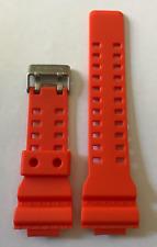CASIO Original G-Shock  Band Strap GA-110MR-4A  Orange Strap GA110MR GA-100